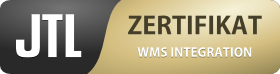 Zertifikat JTL WMS Integration