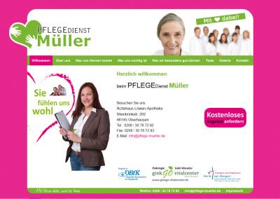 Pflegedienst Müller