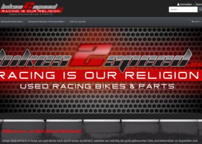 Bikes2speed